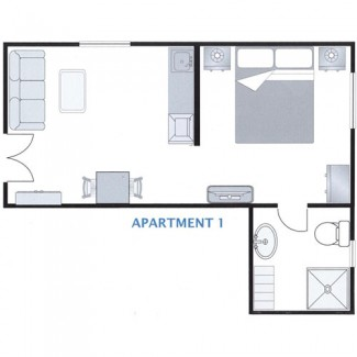Apartment-1-floor-plan -