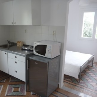 Apartment 1 Kitchen Unit -