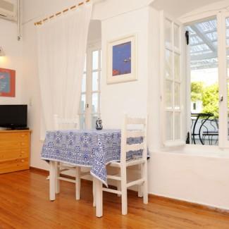 Apartment 2 window -