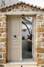 Main door -