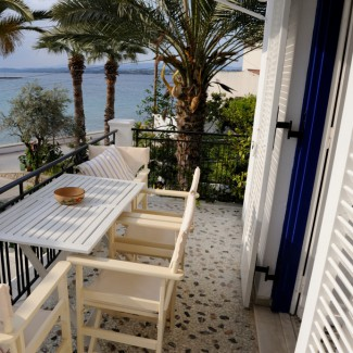 Apartment 4 Balcony  -