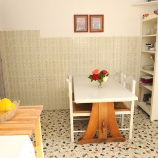Apartment 4 Kitchen Table -